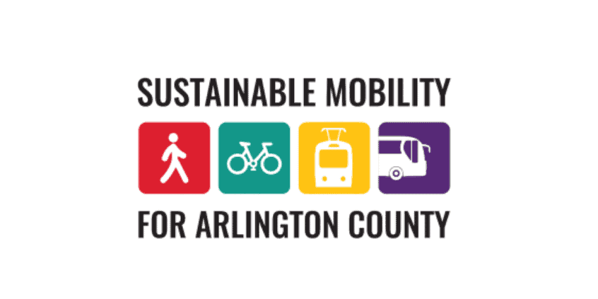 Sustainable Mobility for Arlington logo